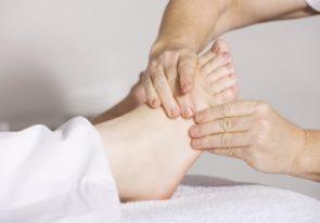 Masaż stóp i refleksoterapia